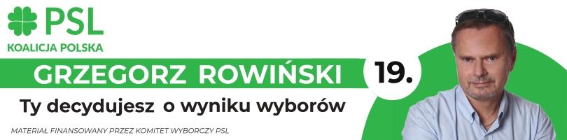 Grzegorz Rowinski